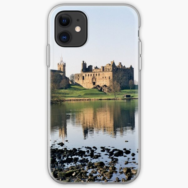 Linlithgow Palace  (  Wentworth Prison ) iPhone Soft Case