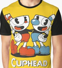 Cuphead Graphic T-Shirt