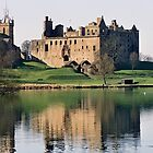 Linlithgow Palace - Wentworth Prison by David Rankin