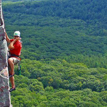 Climbing by czaplewski