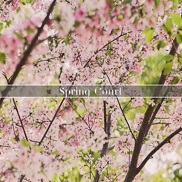 Spring Court by bookbrd