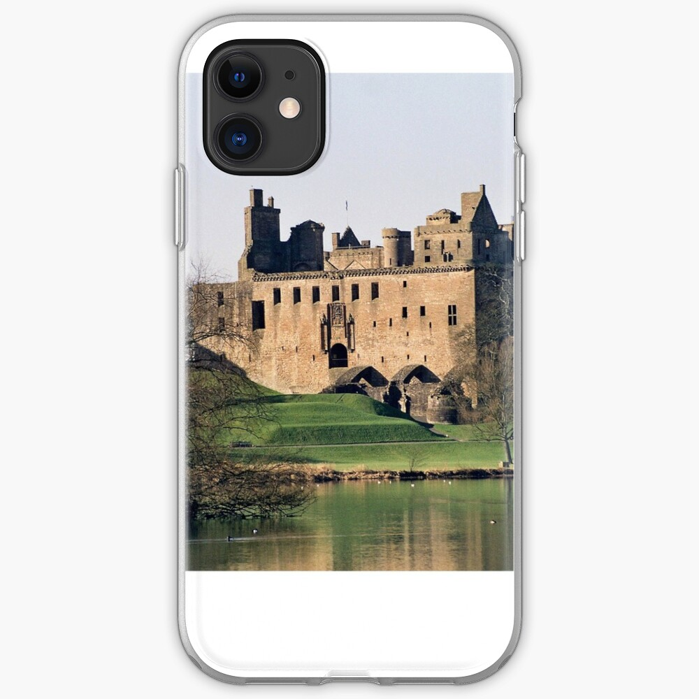 Linlithgow Palace -Wentworth Prison iPhone Case & Cover
