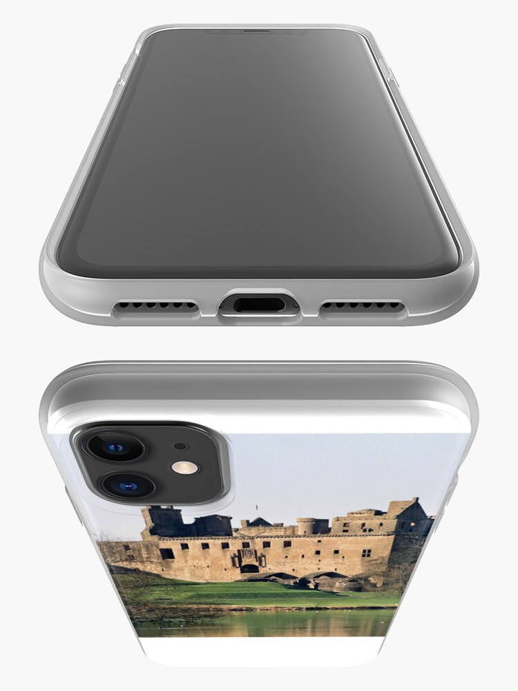 Alternate view of Linlithgow Palace -Wentworth Prison iPhone Case & Cover