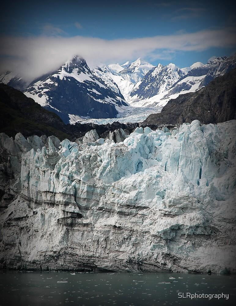 Glacier scene by SLRphotography