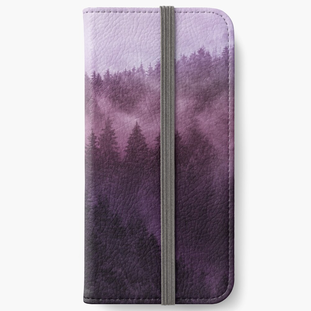 Excuse Me, I'm Lost // Laid Back Edit iPhone Wallet