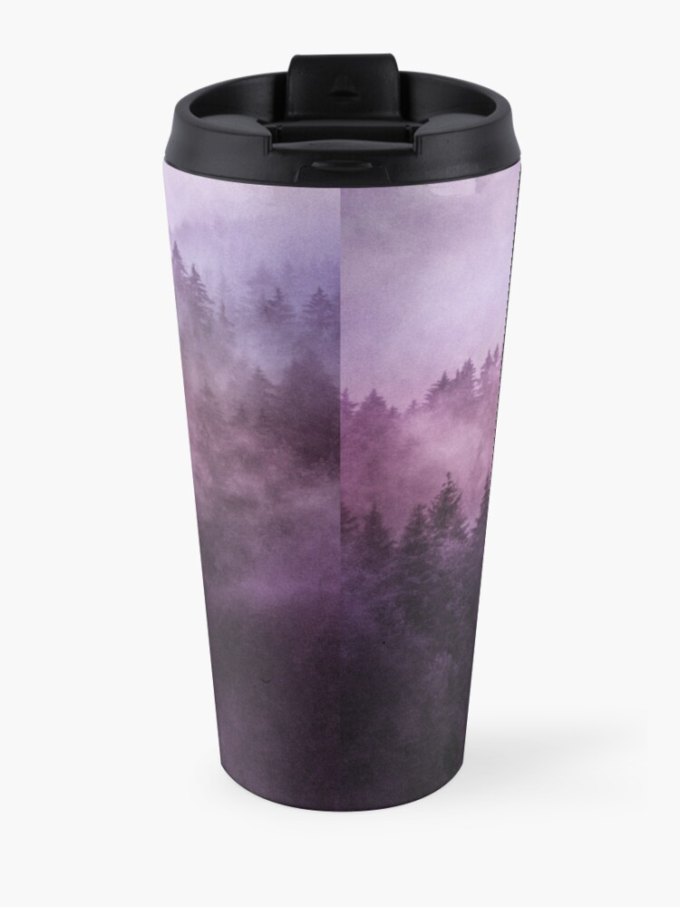 Alternate view of Excuse Me, I'm Lost // Laid Back Edit Travel Mug