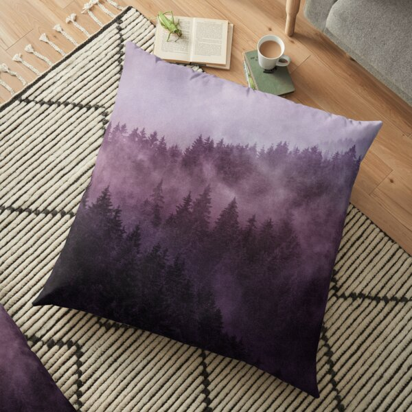 Excuse Me, I'm Lost // Laid Back Edit Floor Pillow