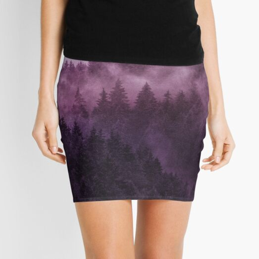 Excuse Me, I'm Lost // Laid Back Edit Mini Skirt