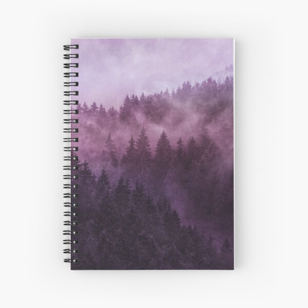 Excuse Me, I'm Lost // Laid Back Edit Spiral Notebook