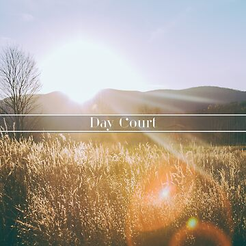 Day Court by bookbrd