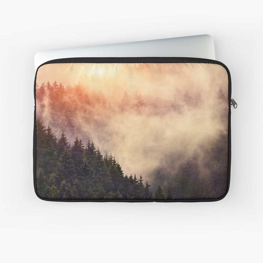 In My Other World Laptop Sleeve Front