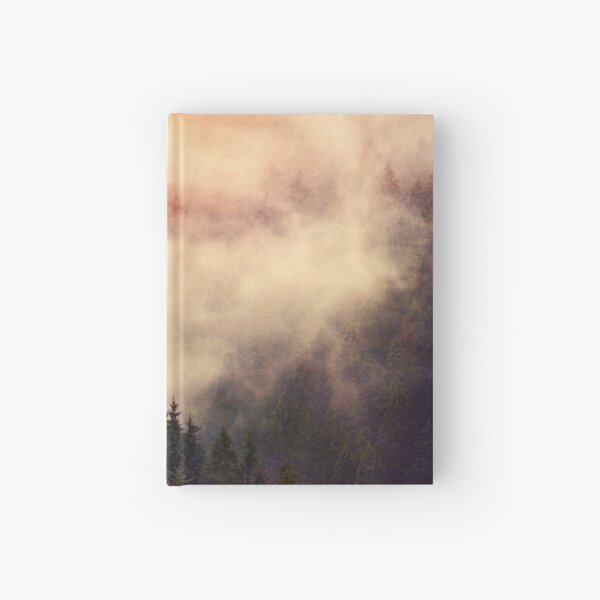 In My Other World Hardcover Journal
