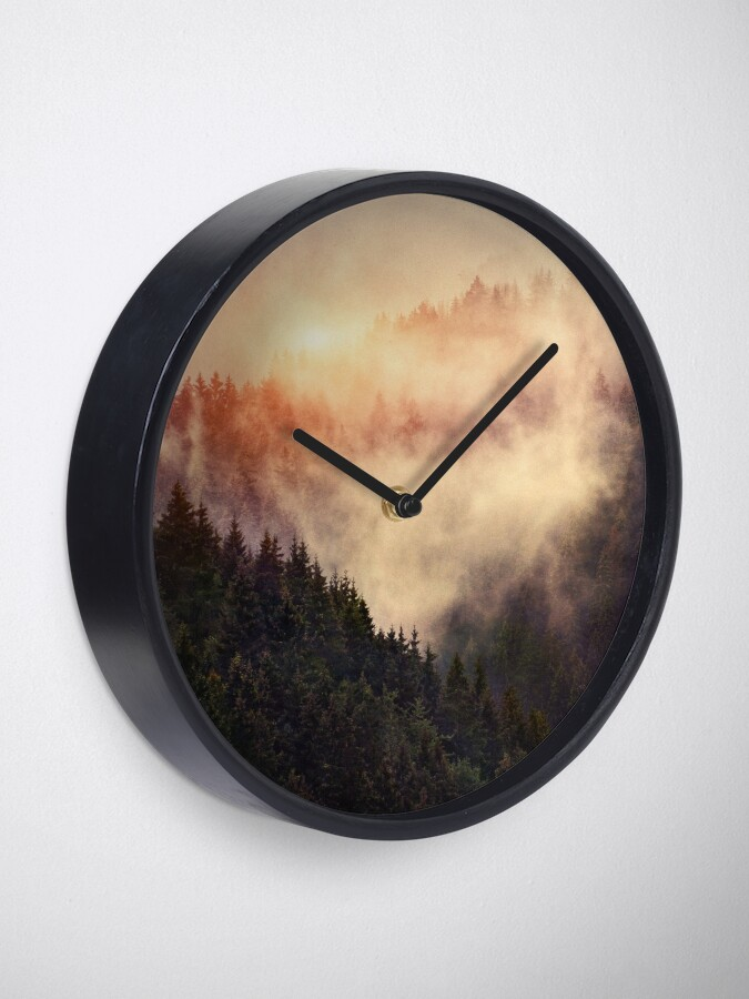Alternate view of In My Other World Clock