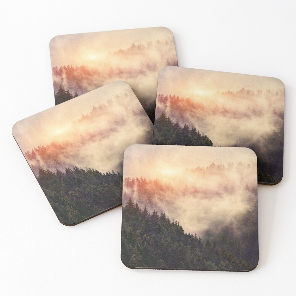 In My Other World Coasters (Set of 4)