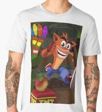 Believe in the Bandicoot Men's Premium T-Shirt