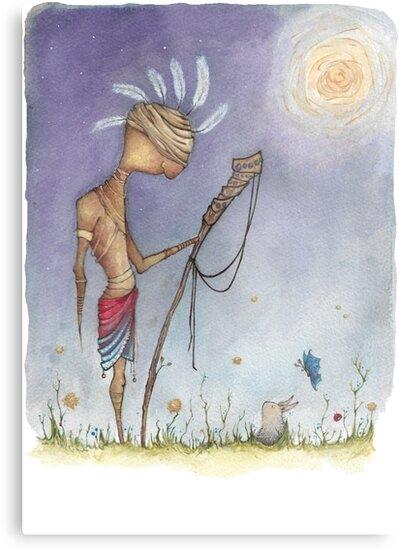 Wizard by EvijaOga