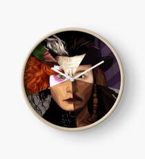 Escapism is Survival Clock