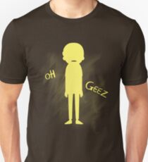 Rick and Morty Smith Geez T-Shirt