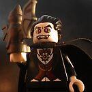 Lego Vampire by Shauna  Kosoris