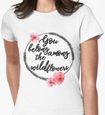 You Belong Among The Wildflowers Tee, Tom Petty Tshirt T-Shirt