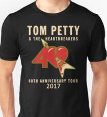 Last Tour Tom Petty 2017 T-Shirt