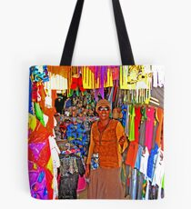 COME INTO MY SHOP Tote Bag