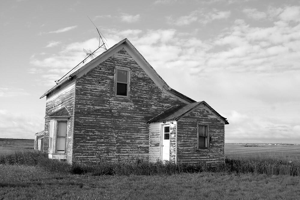 Little House on the Prairie by DakotaDawn