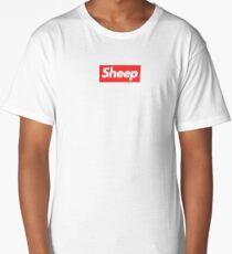 Sheep (iDubbbz Merch) Supreme Long T-Shirt
