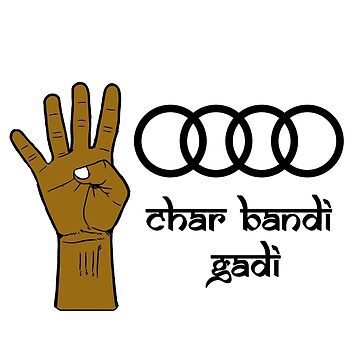 Char Bandi Gadi  by gujjuevolution