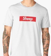 IDUBBBZ SHEEP MERCH Men's Premium T-Shirt