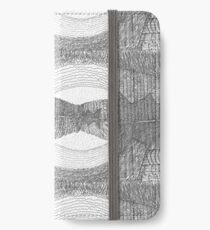 Forrest and Lake at Dusk iPhone Wallet/Case/Skin