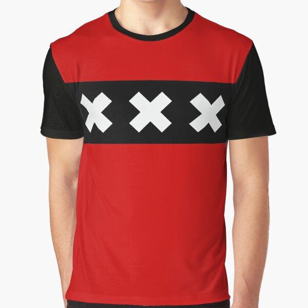 Amsterdam XXX Graphic T-Shirt