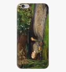 Peinture à l'huile Ophelia par Sir John Everett Millais - Hamlet - Jouer Coque et skin iPhone