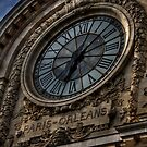 Le Clock  by MIGHTY TEMPLE IMAGES