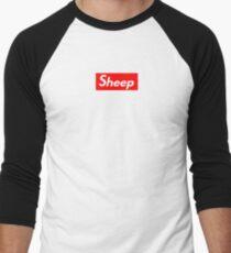 Sheep SUPREME iDubbbzTV Ricegum Baseball ¾ Sleeve T-Shirt
