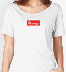 Sheep SUPREME iDubbbzTV Ricegum Women's Relaxed Fit T-Shirt