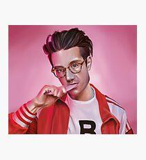 Dan Smith · Rose-colored Boy Photographic Print