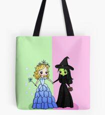 Elphaba & Glinda Tote Bag