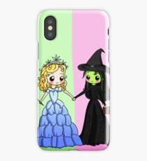 Elphaba & Glinda iPhone Case