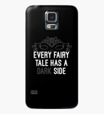 Dark Fairy Tale Case/Skin for Samsung Galaxy