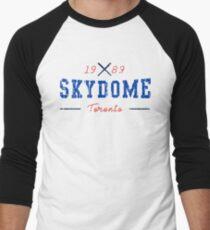 SkyDome Men's Baseball ¾ T-Shirt