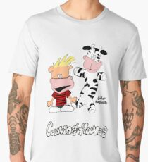 Cowvin and Hooves Men's Premium T-Shirt