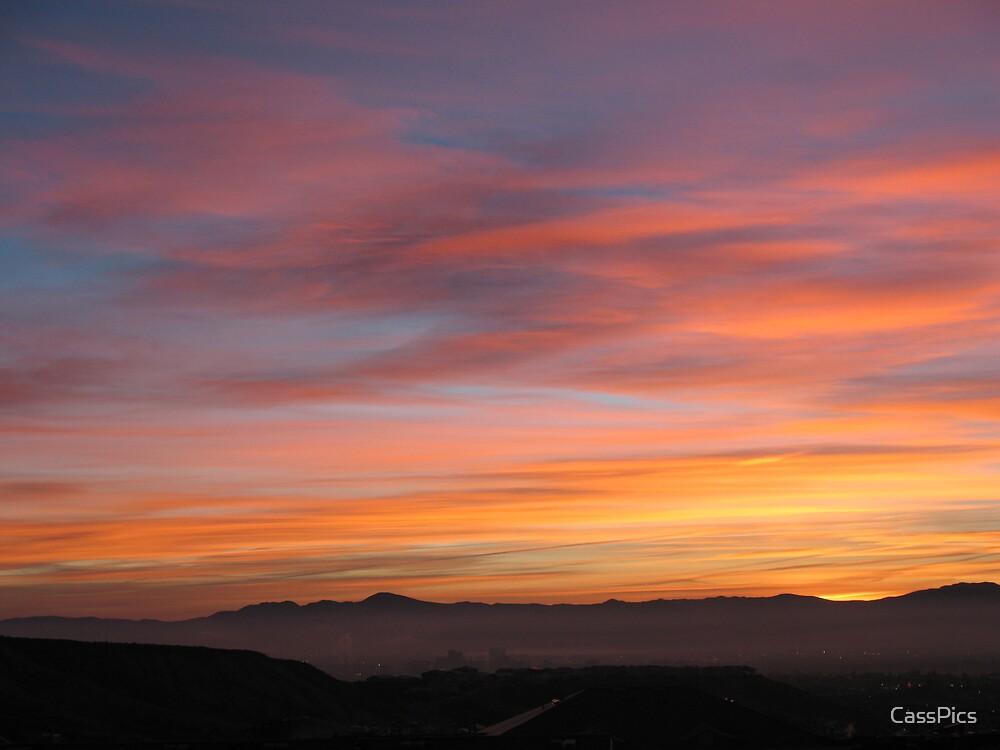 Sherbert Skies by CassPics