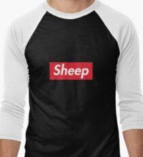 SHEEP Supreme Men's Baseball ¾ T-Shirt