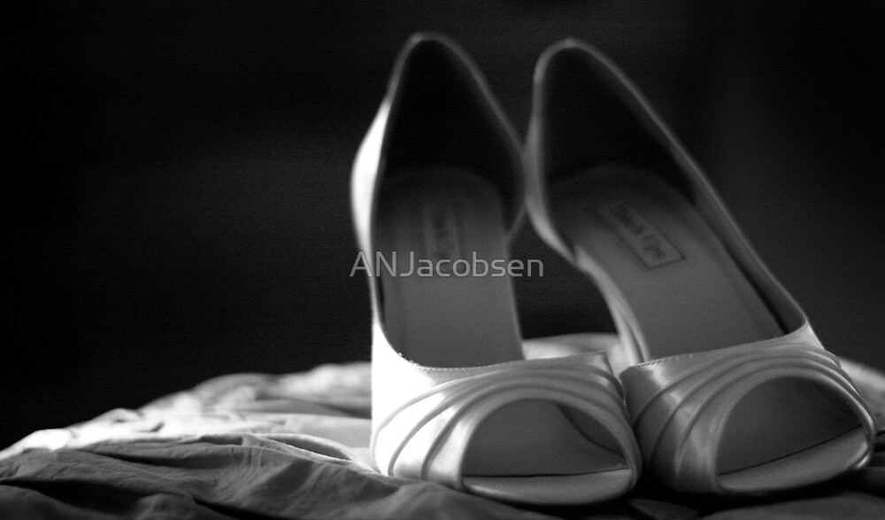the shoes by ANJacobsen