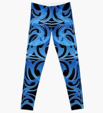Dreamy Blue  Leggings