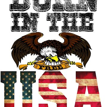 Born in the USA by MohsArt