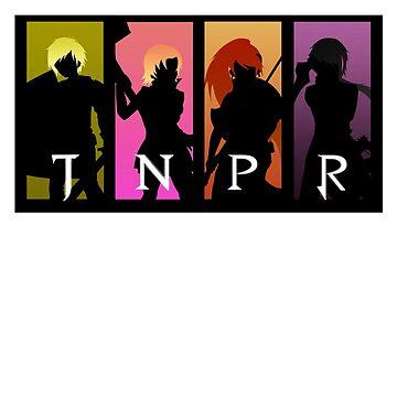 TEAM JNPR by alexsio