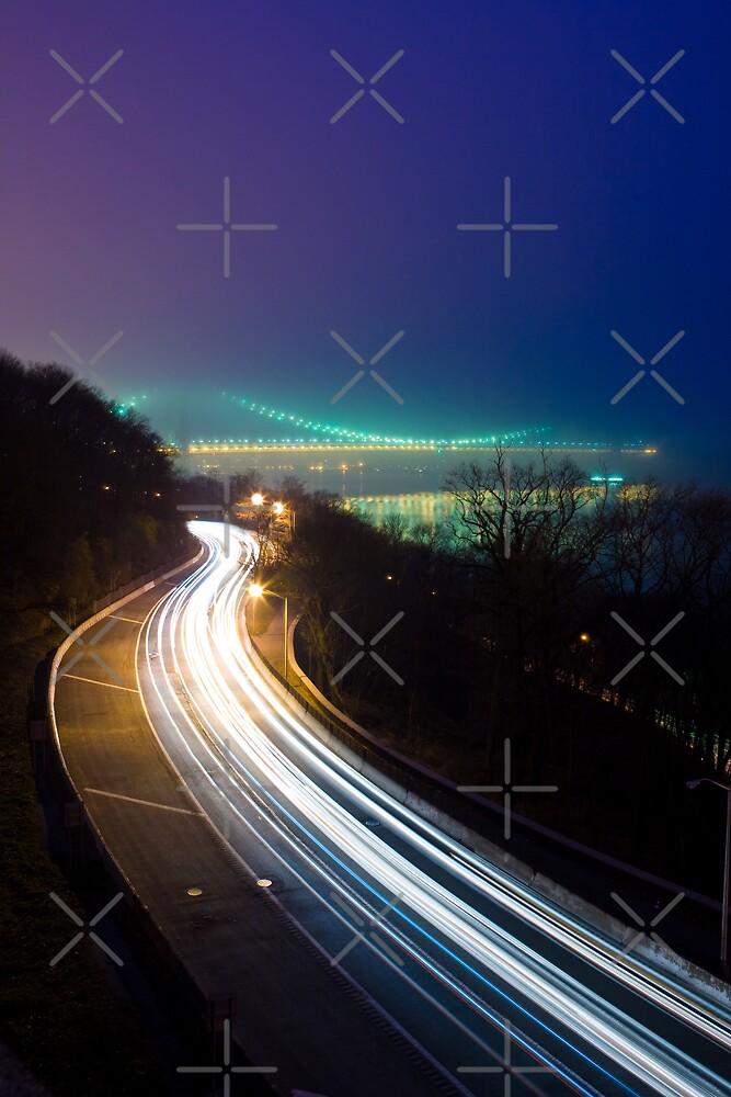 GW  Bridge 7431 by Zohar Lindenbaum