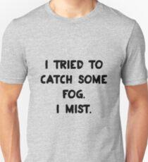 Weather Pun Unisex T-Shirt
